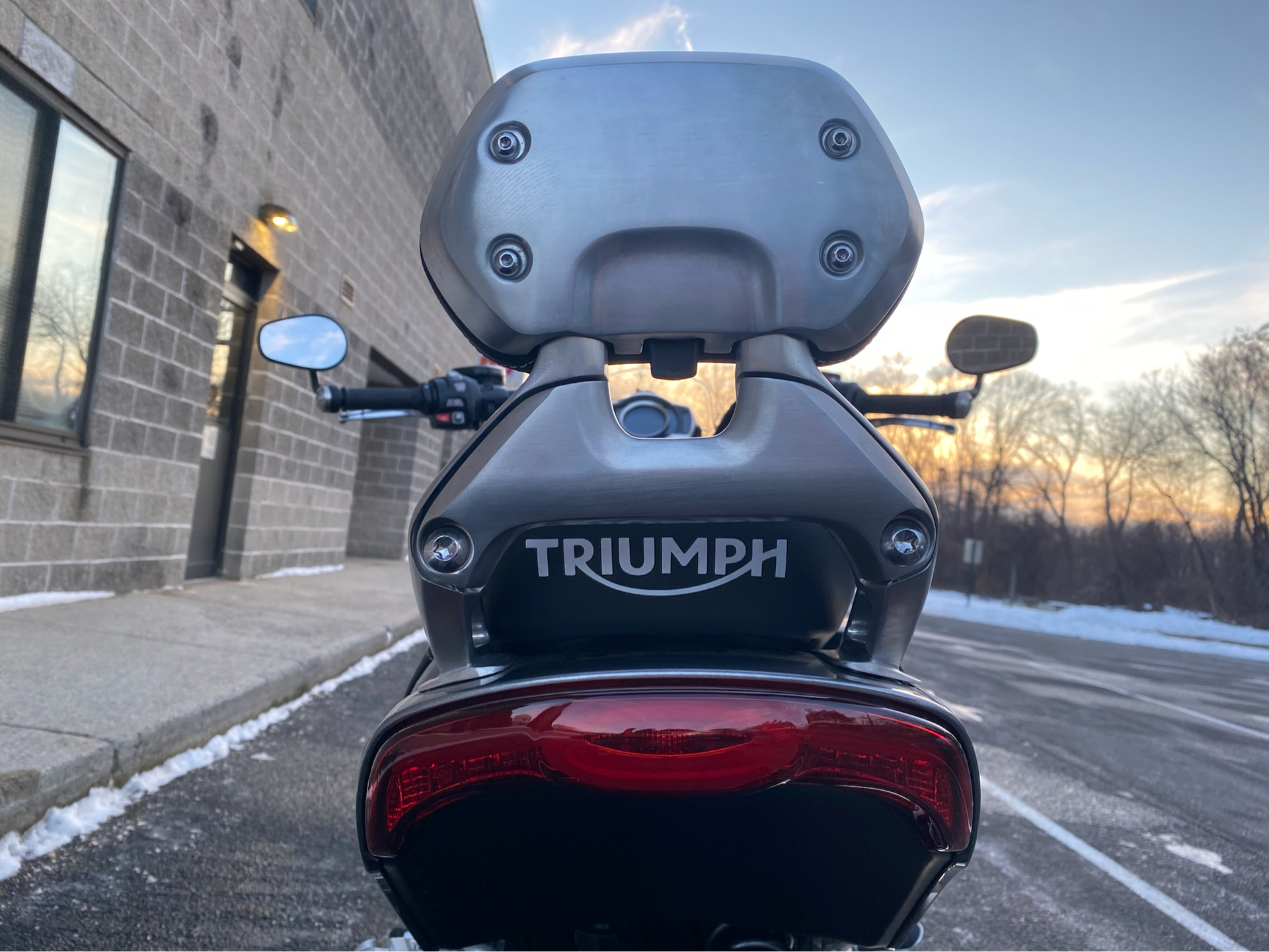 2020 Triumph Rocket 3 GT in Enfield, Connecticut - Photo 31