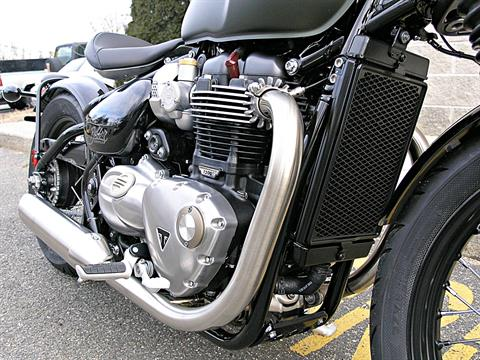 2019 Triumph Bonneville Bobber in Enfield, Connecticut - Photo 16