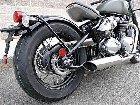 2019 Triumph Bonneville Bobber in Enfield, Connecticut - Photo 19