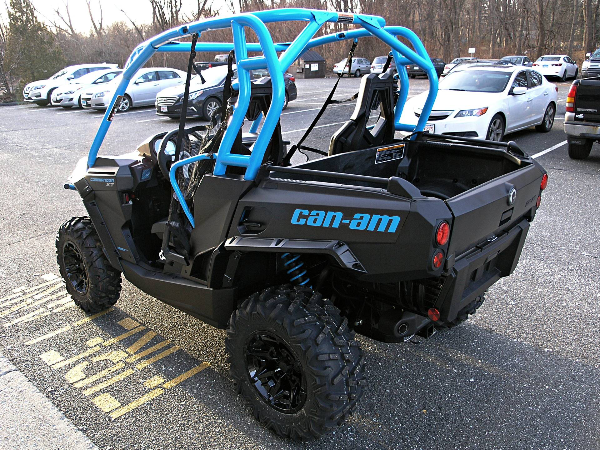 2019 Can-Am Commander XT 1000R in Enfield, Connecticut - Photo 5