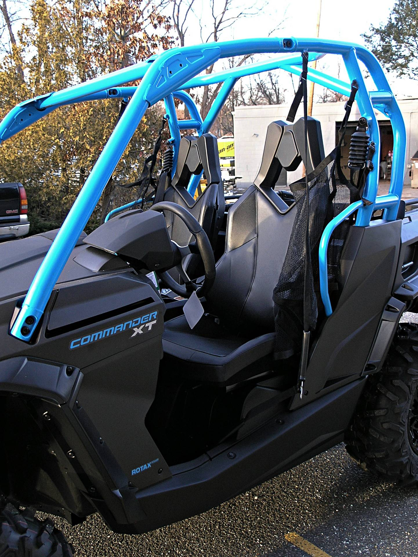 2019 Can-Am Commander XT 1000R in Enfield, Connecticut - Photo 14