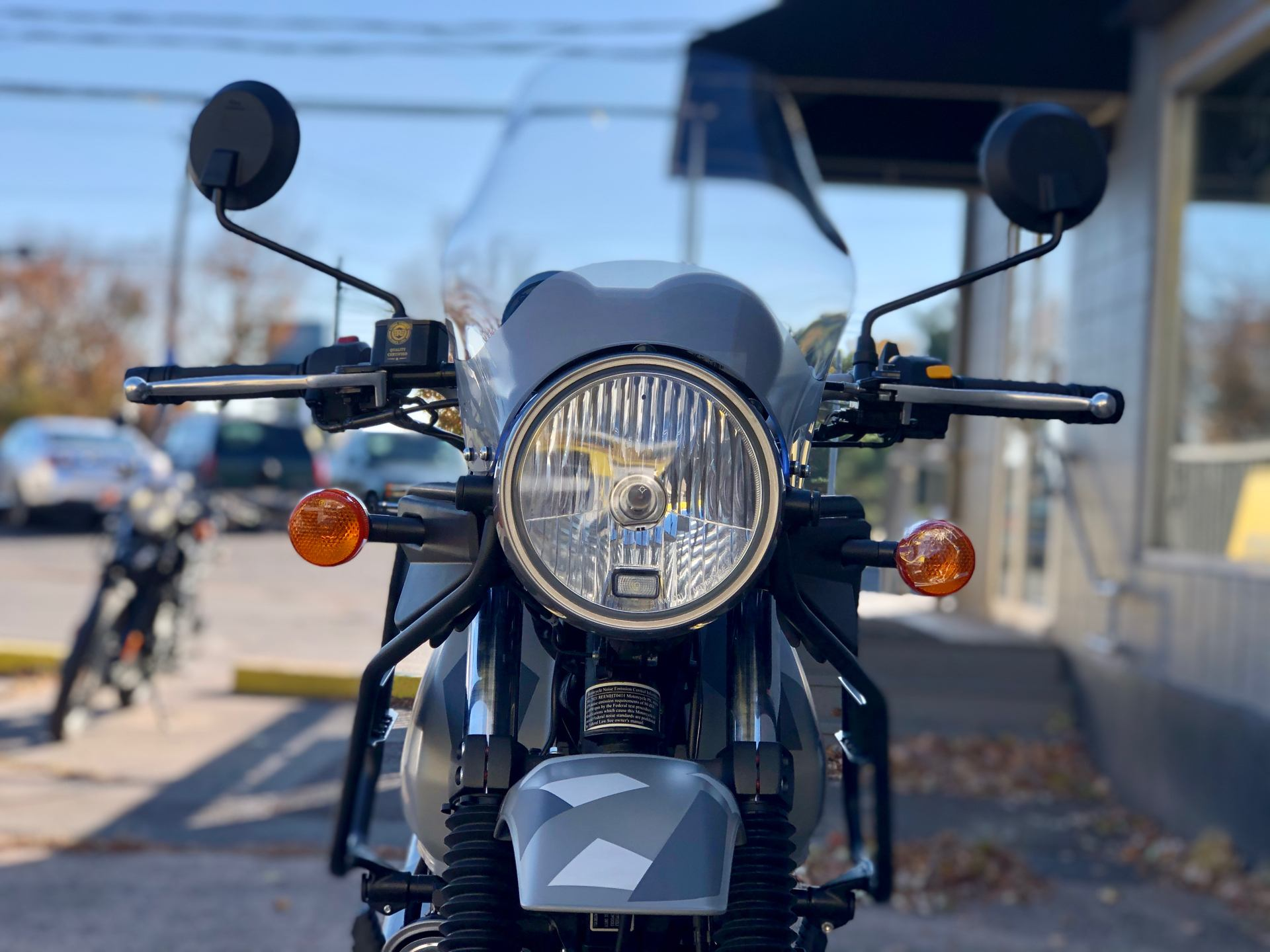 2021 Royal Enfield Himalayan 411 EFI ABS in Enfield, Connecticut - Photo 14