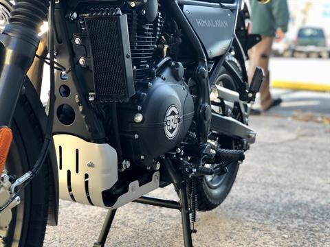 2021 Royal Enfield Himalayan 411 EFI ABS in Enfield, Connecticut - Photo 12