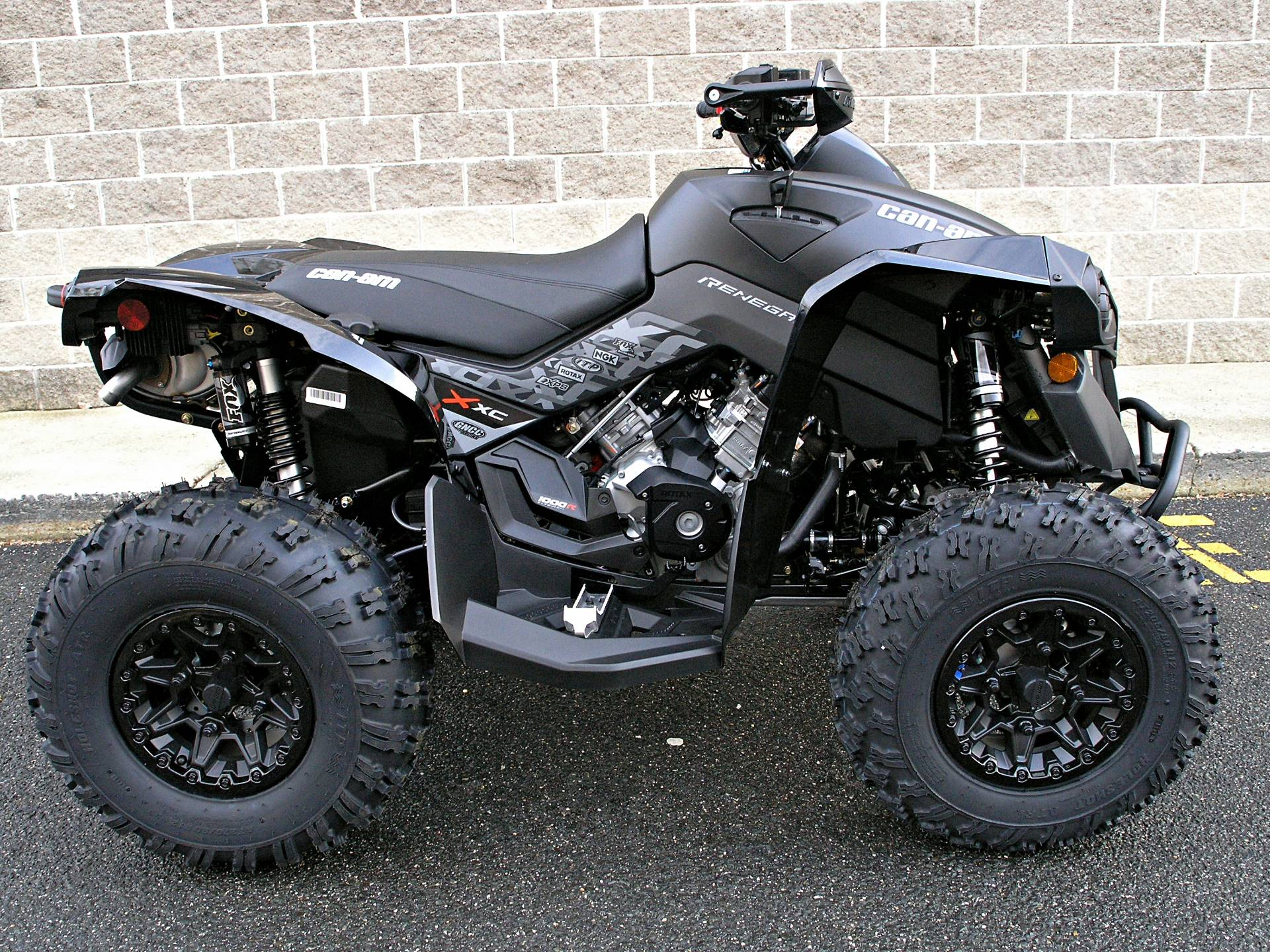 2019 Can-Am Renegade X xc 1000R in Enfield, Connecticut