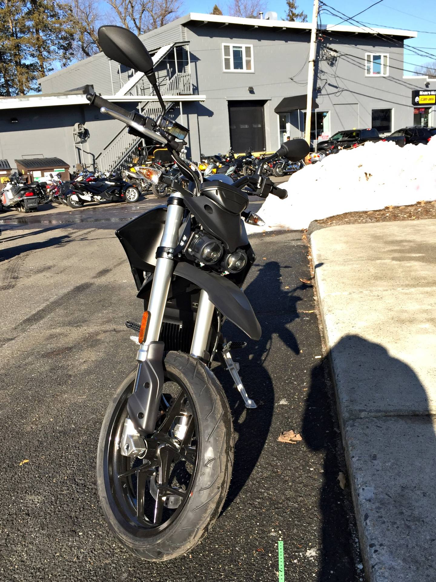 2017 Zero Motorcycles FXS ZF6.5 Modular in Enfield, Connecticut