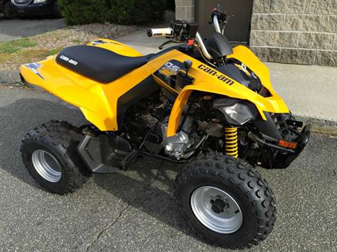 2017 Can-Am DS 250 in Enfield, Connecticut