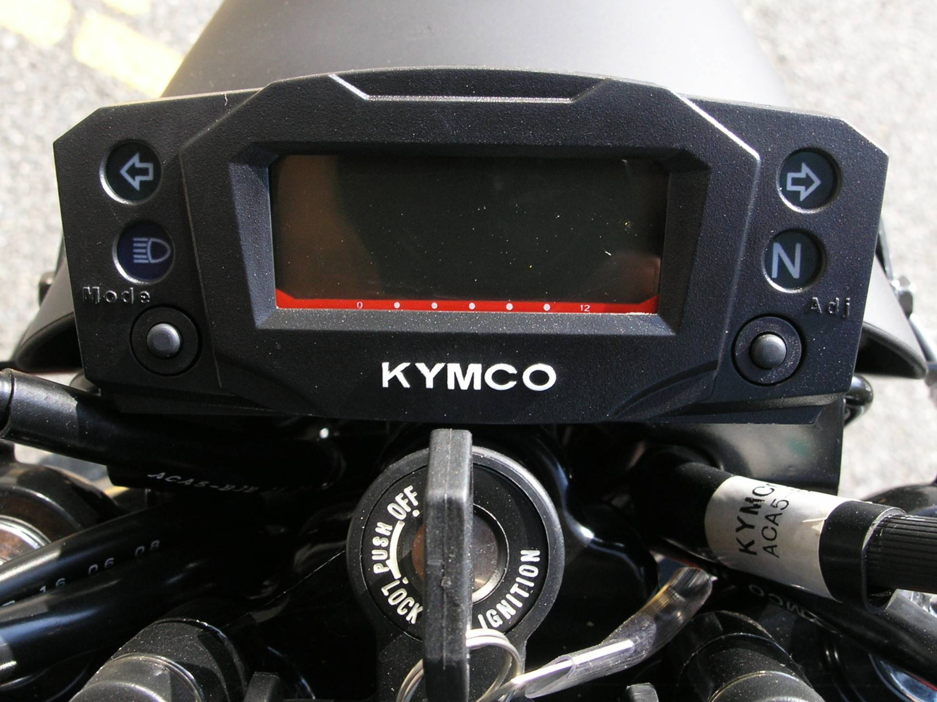 2017 Kymco K-Pipe 125 in Enfield, Connecticut