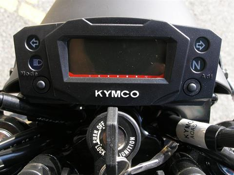 2017 Kymco K-Pipe 125 in Enfield, Connecticut - Photo 12