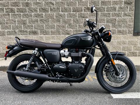 2020 Triumph Bonneville T120 Black in Enfield, Connecticut - Photo 2