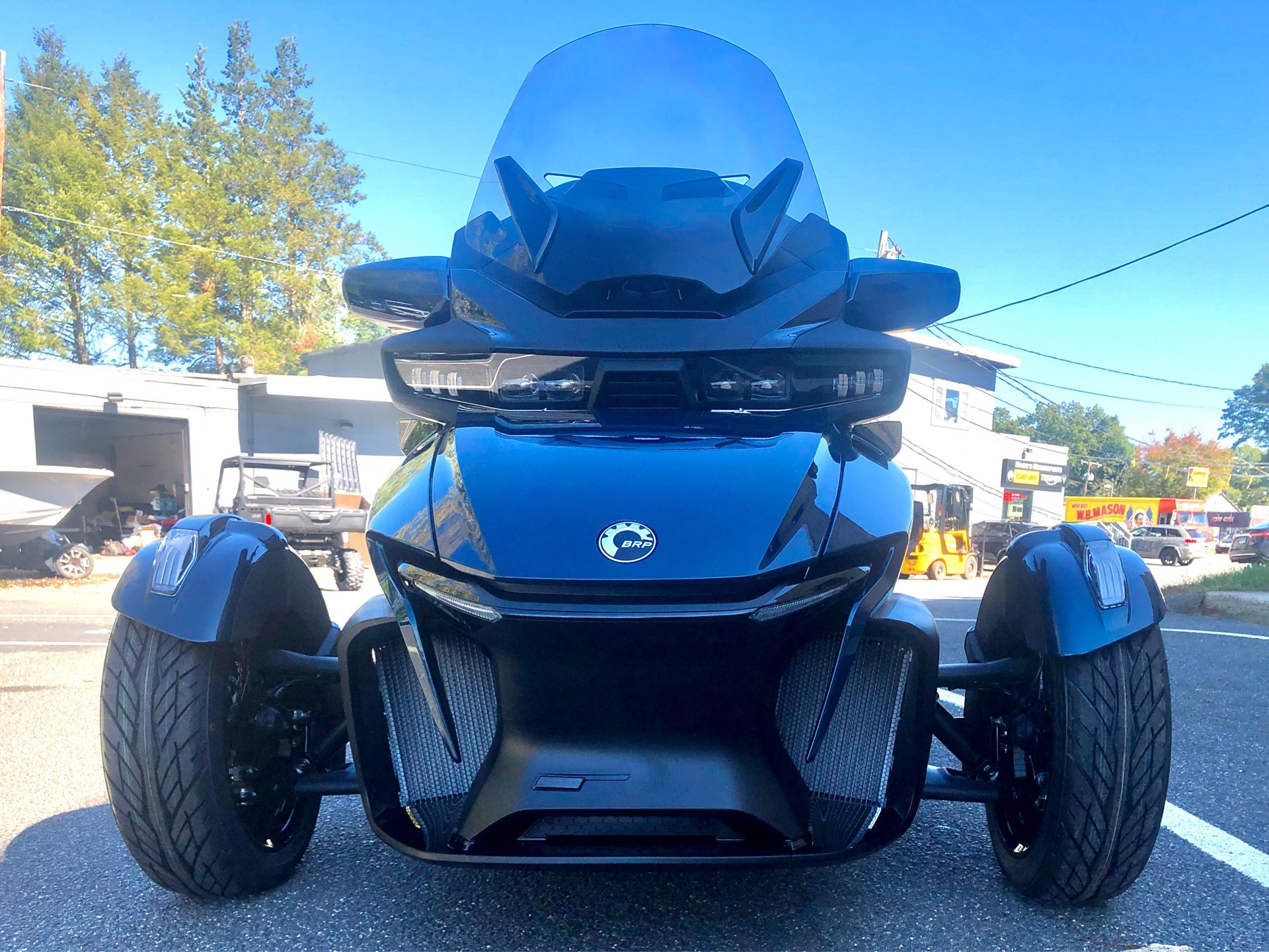2021 Can-Am Spyder RT Limited in Enfield, Connecticut - Photo 6
