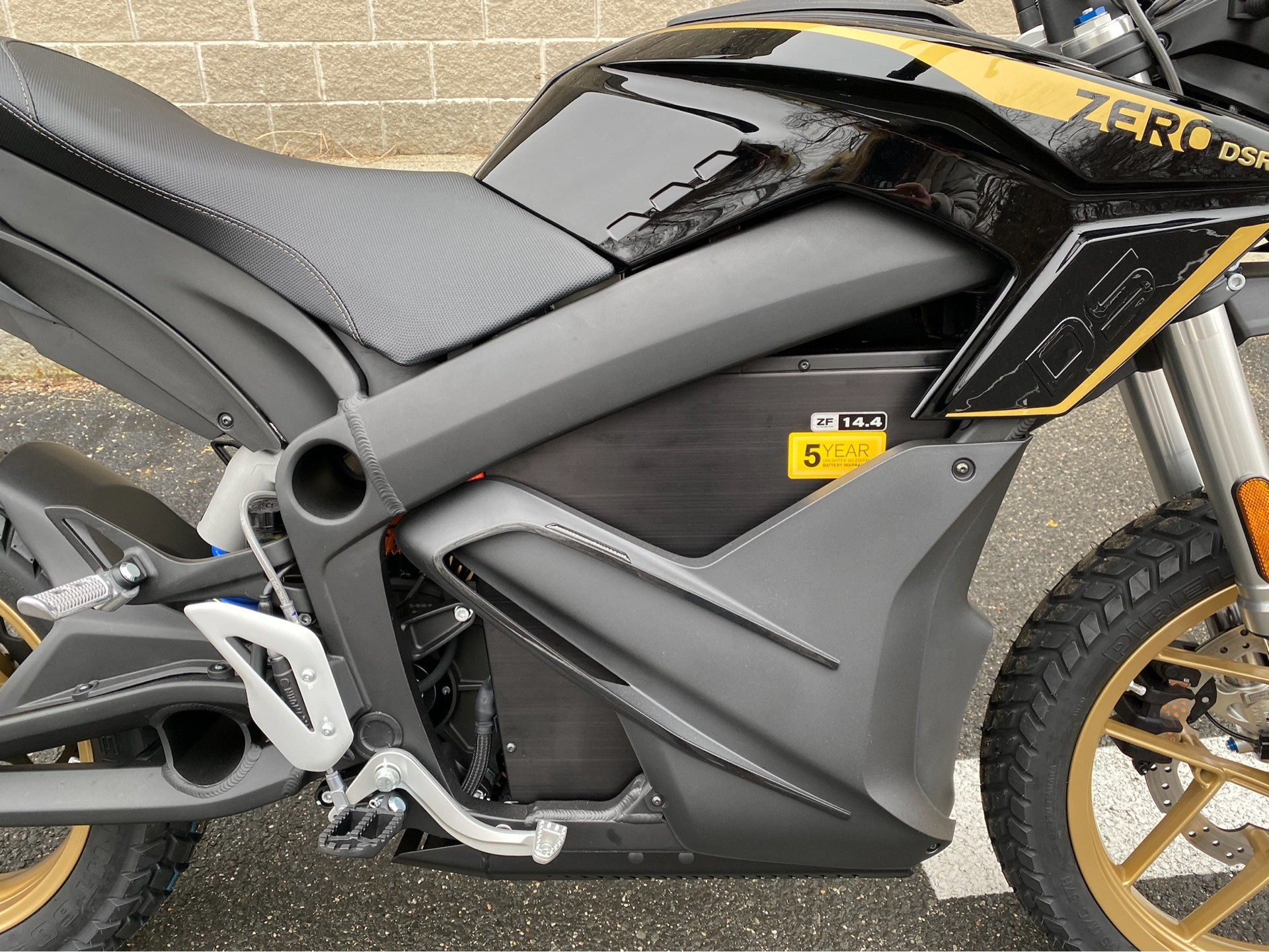 2020 Zero Motorcycles DSR ZF14.4 in Enfield, Connecticut - Photo 11
