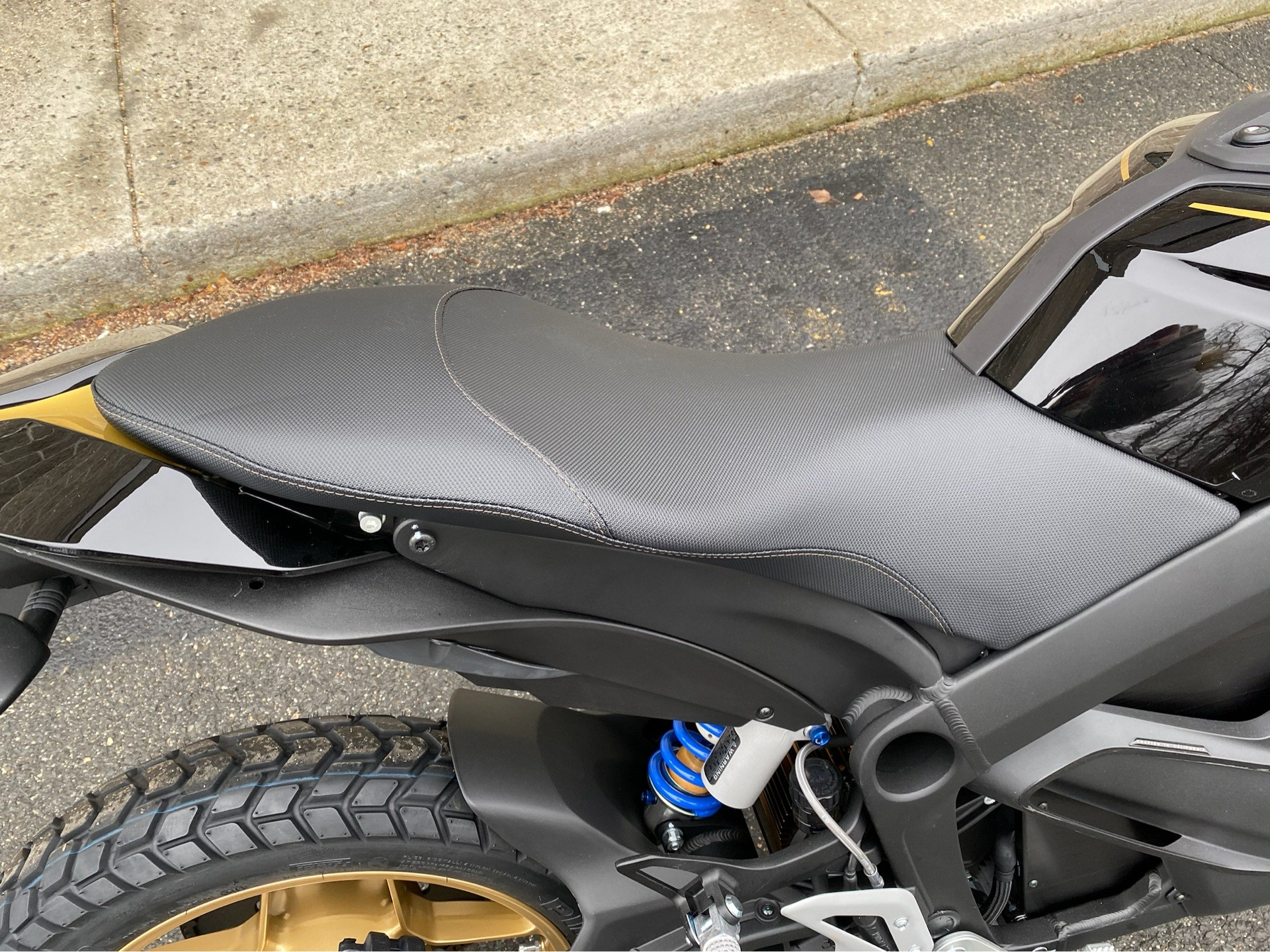 2020 Zero Motorcycles DSR ZF14.4 in Enfield, Connecticut - Photo 13
