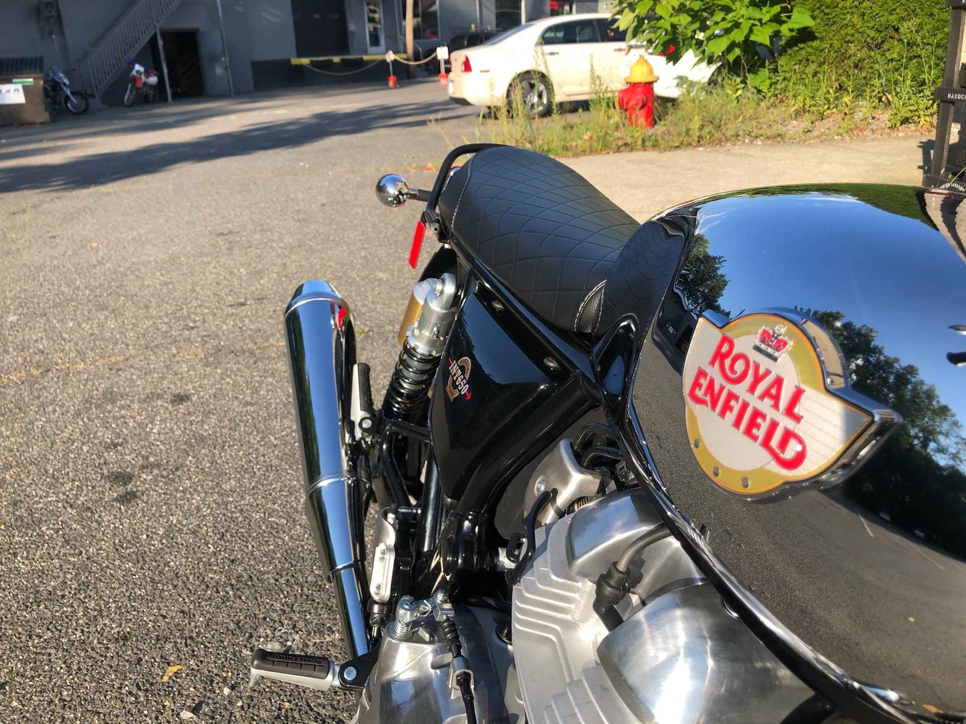 2019 Royal Enfield INT650 in Enfield, Connecticut - Photo 10