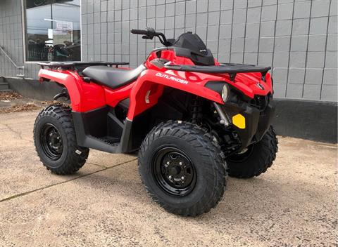 2021 Can-Am Outlander 450 in Enfield, Connecticut - Photo 1