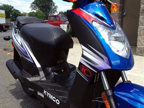 2016 Kymco Agility 50 in Enfield, Connecticut