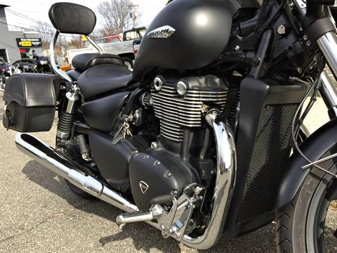 2014 Triumph Thunderbird Storm ABS in Enfield, Connecticut