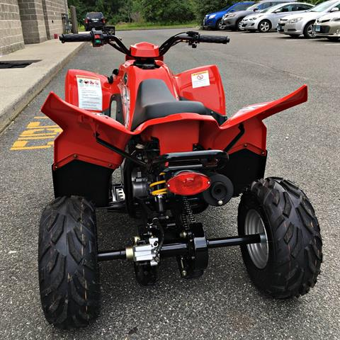 2015 Kymco Mongoose 70 S in Enfield, Connecticut