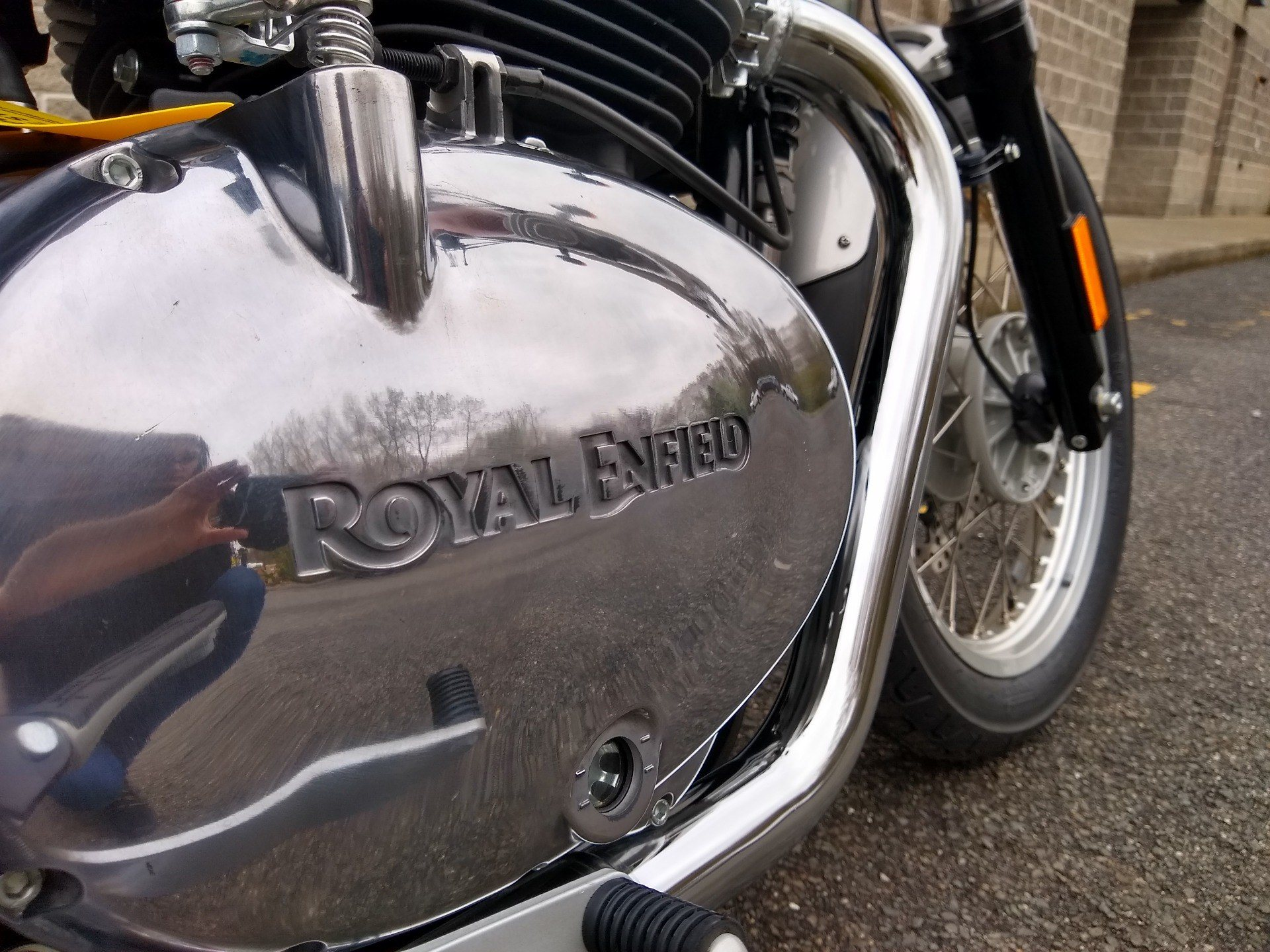 2019 Royal Enfield INT650 in Enfield, Connecticut - Photo 17