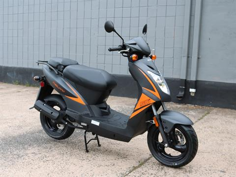 2021 Kymco Agility 50 in Enfield, Connecticut - Photo 1