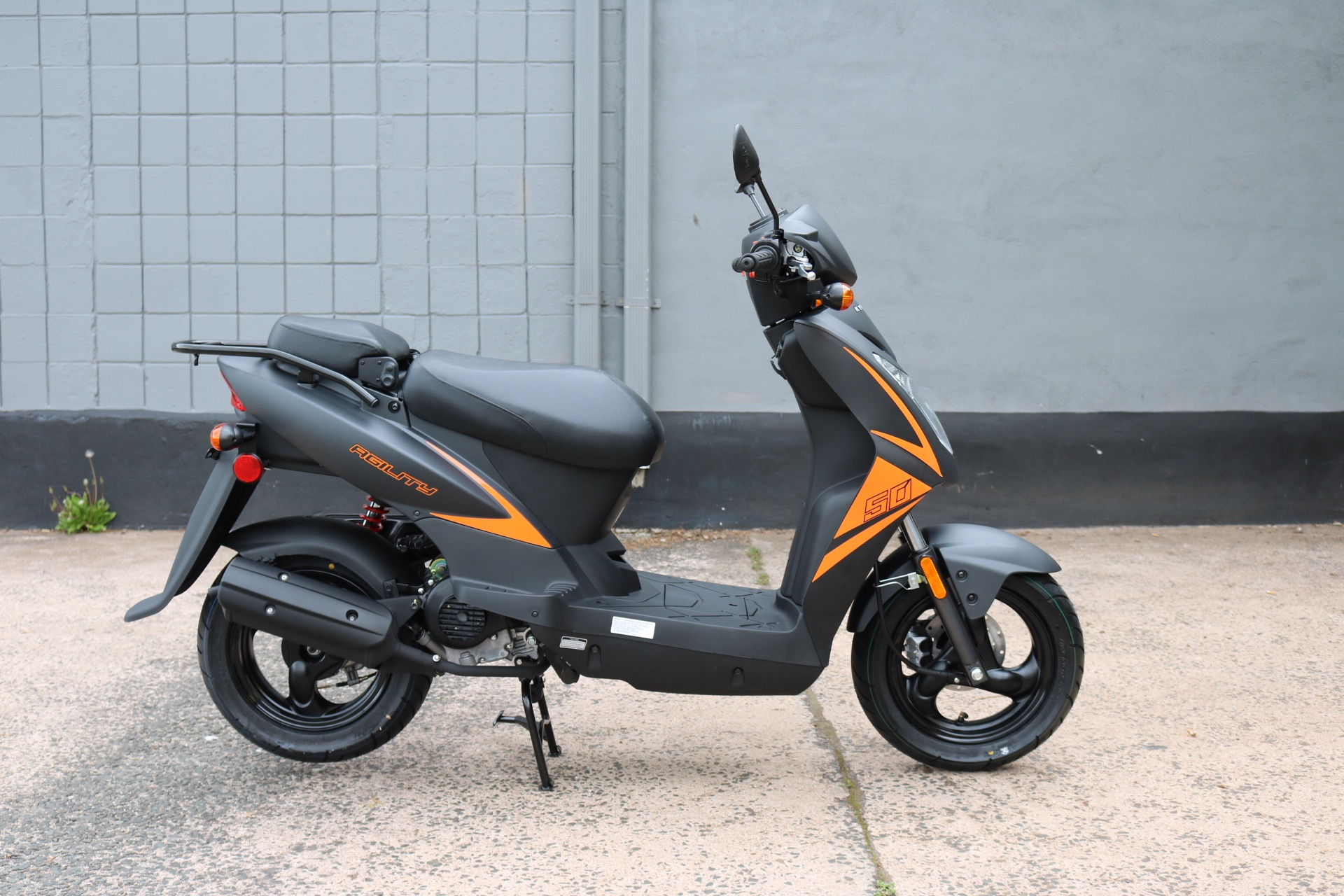 2021 Kymco Agility 50 in Enfield, Connecticut - Photo 2