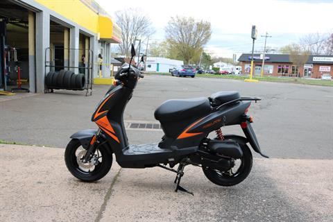 2021 Kymco Agility 50 in Enfield, Connecticut - Photo 4