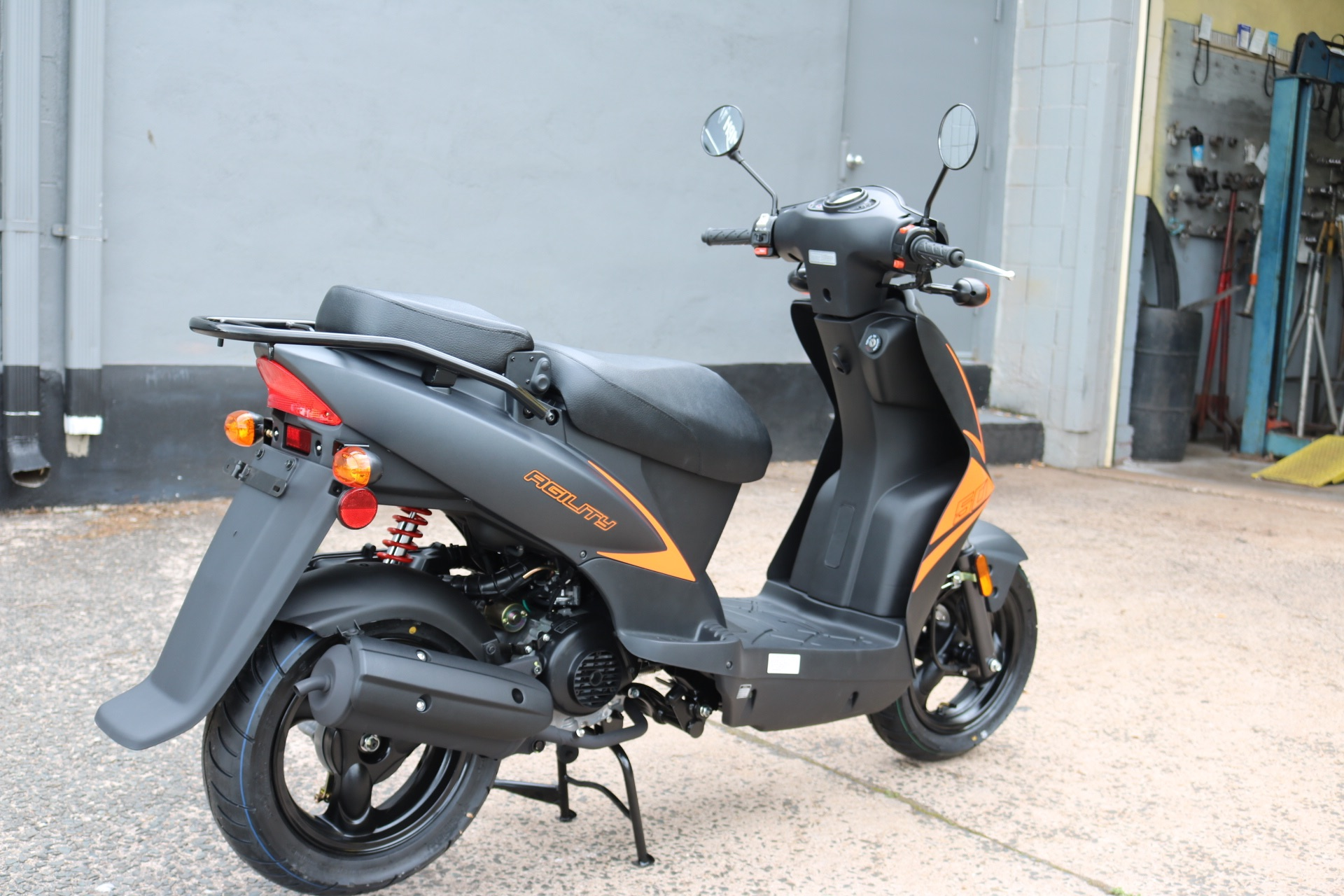 2021 Kymco Agility 50 in Enfield, Connecticut - Photo 7