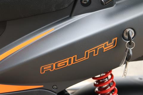 2021 Kymco Agility 50 in Enfield, Connecticut - Photo 12