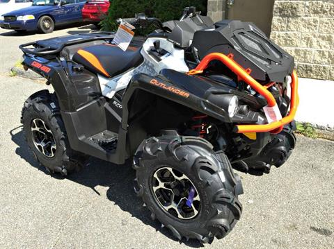 2017 Can-Am Outlander X mr 570 in Enfield, Connecticut