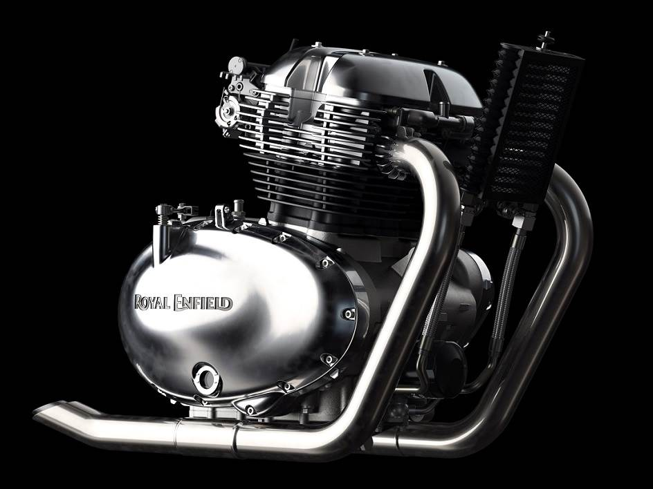 2019 Royal Enfield INT650 in Enfield, Connecticut - Photo 16