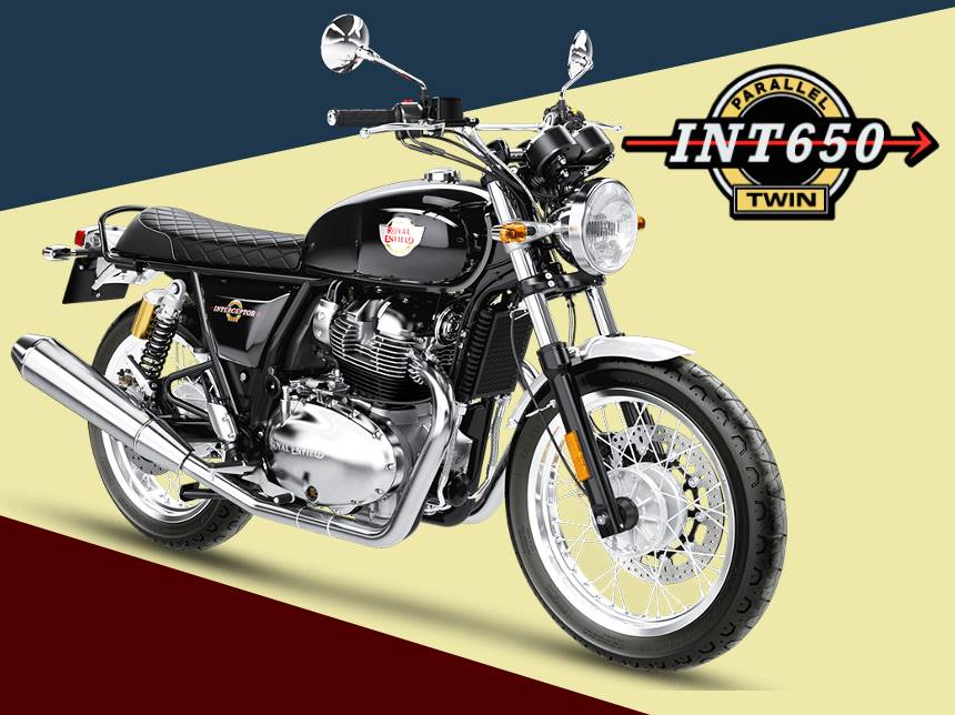 2019 Royal Enfield INT650 in Enfield, Connecticut - Photo 1