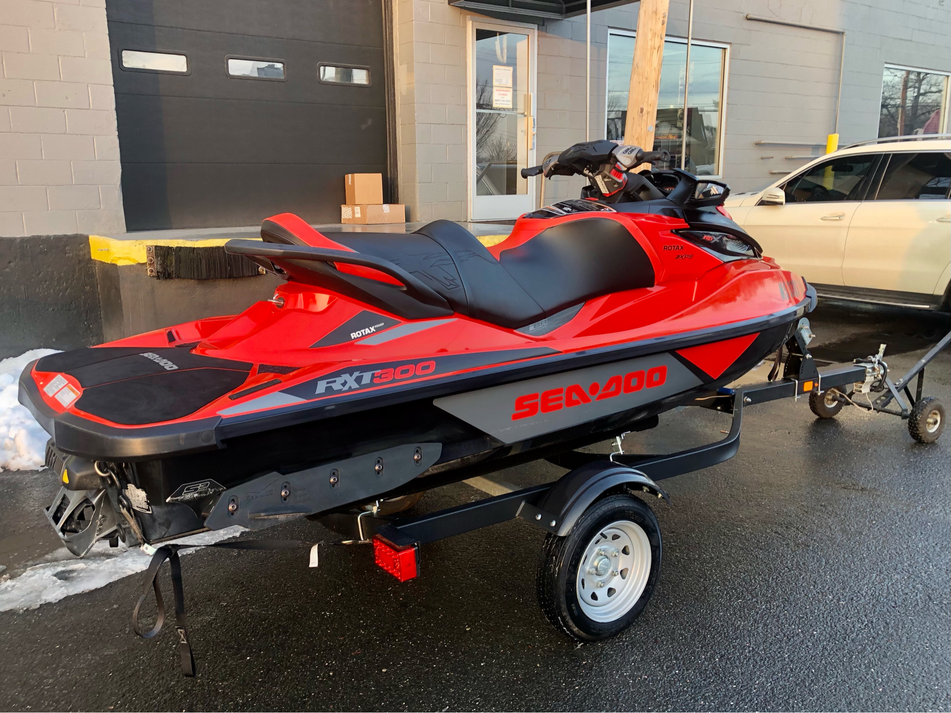 2016 Sea-Doo RXT-X 300 in Enfield, Connecticut - Photo 3