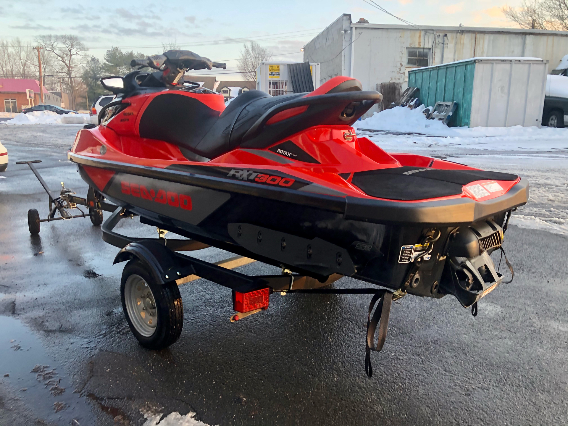 2016 Sea-Doo RXT-X 300 in Enfield, Connecticut - Photo 4
