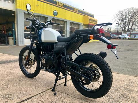 2021 Royal Enfield Himalayan 411 EFI ABS in Enfield, Connecticut - Photo 4