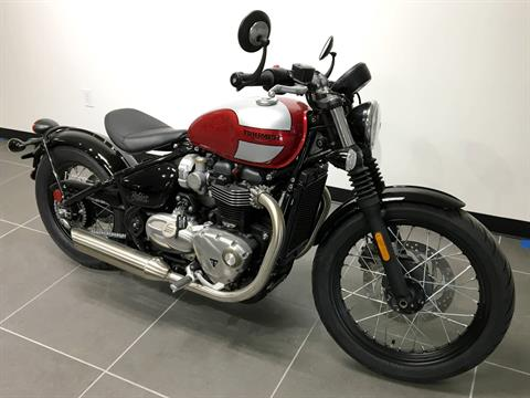 2018 Triumph Bonneville Bobber in Enfield, Connecticut - Photo 1