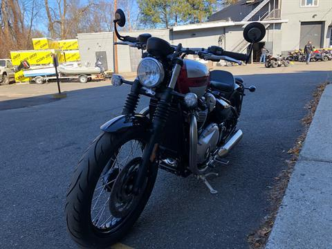 2018 Triumph Bonneville Bobber in Enfield, Connecticut - Photo 10