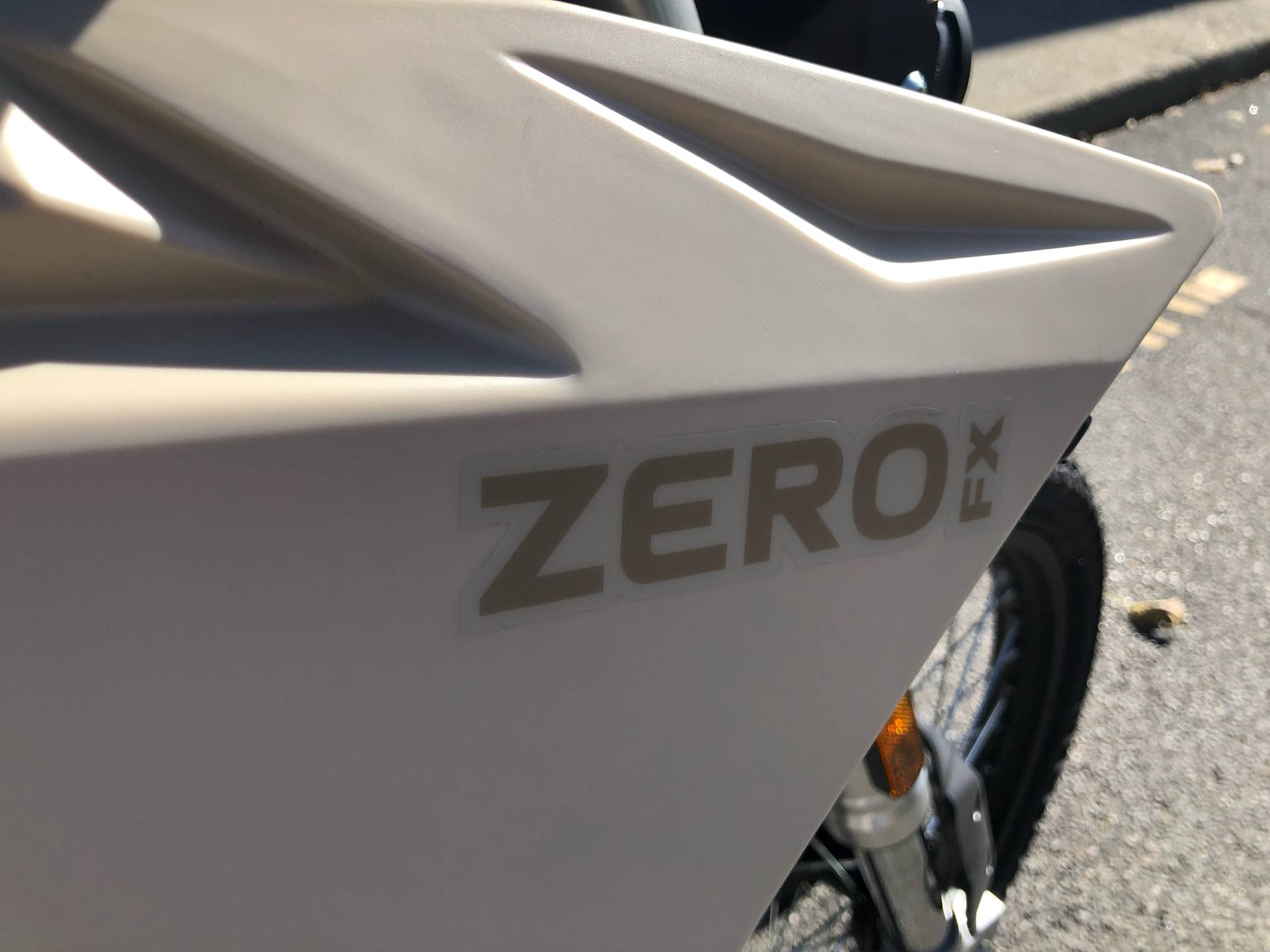 2020 Zero Motorcycles FX ZF7.2 Integrated in Enfield, Connecticut - Photo 13