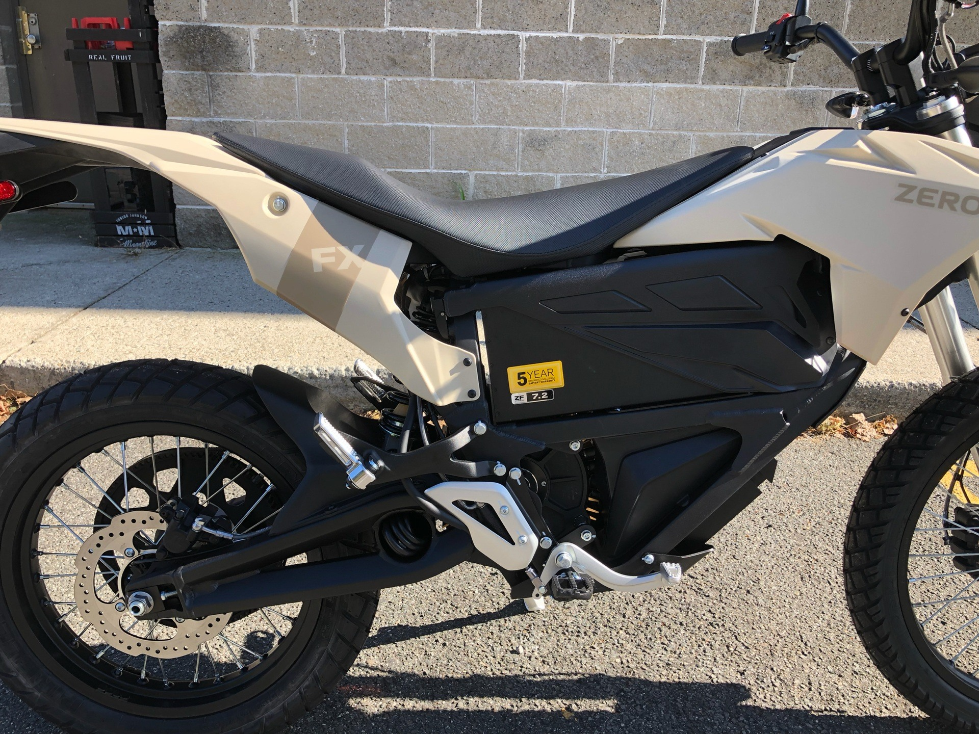 2020 Zero Motorcycles FX ZF7.2 Integrated in Enfield, Connecticut - Photo 27