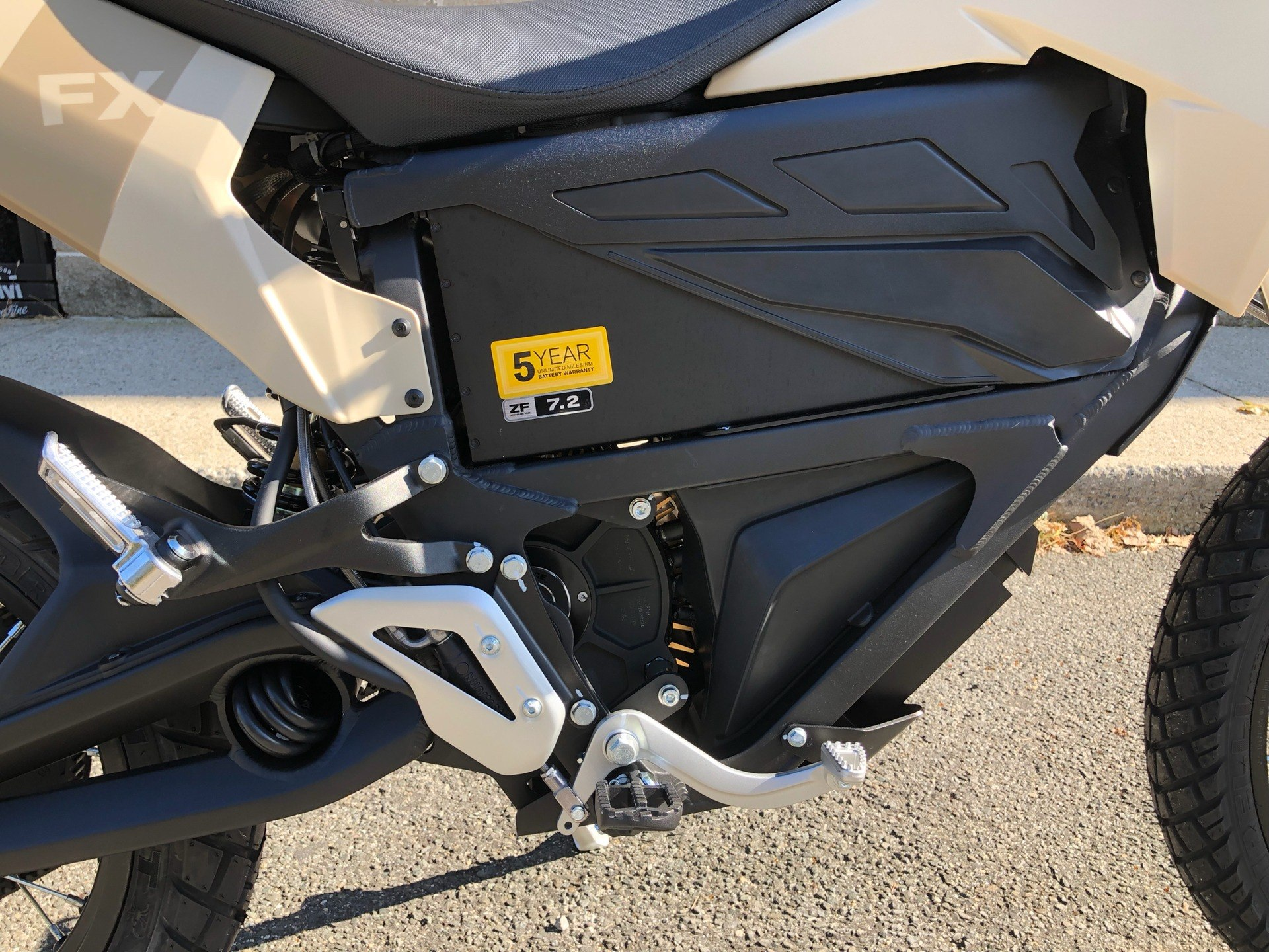 2020 Zero Motorcycles FX ZF7.2 Integrated in Enfield, Connecticut - Photo 28