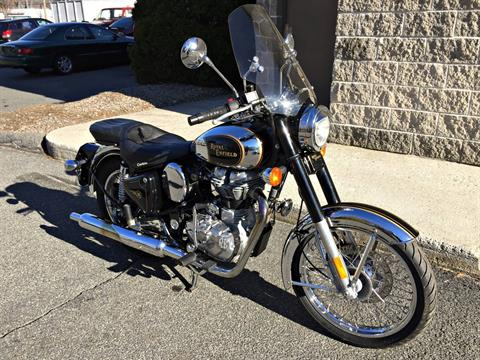 2012 Royal Enfield Bullet C5 Chrome (EFI) Limited Edition in Enfield, Connecticut