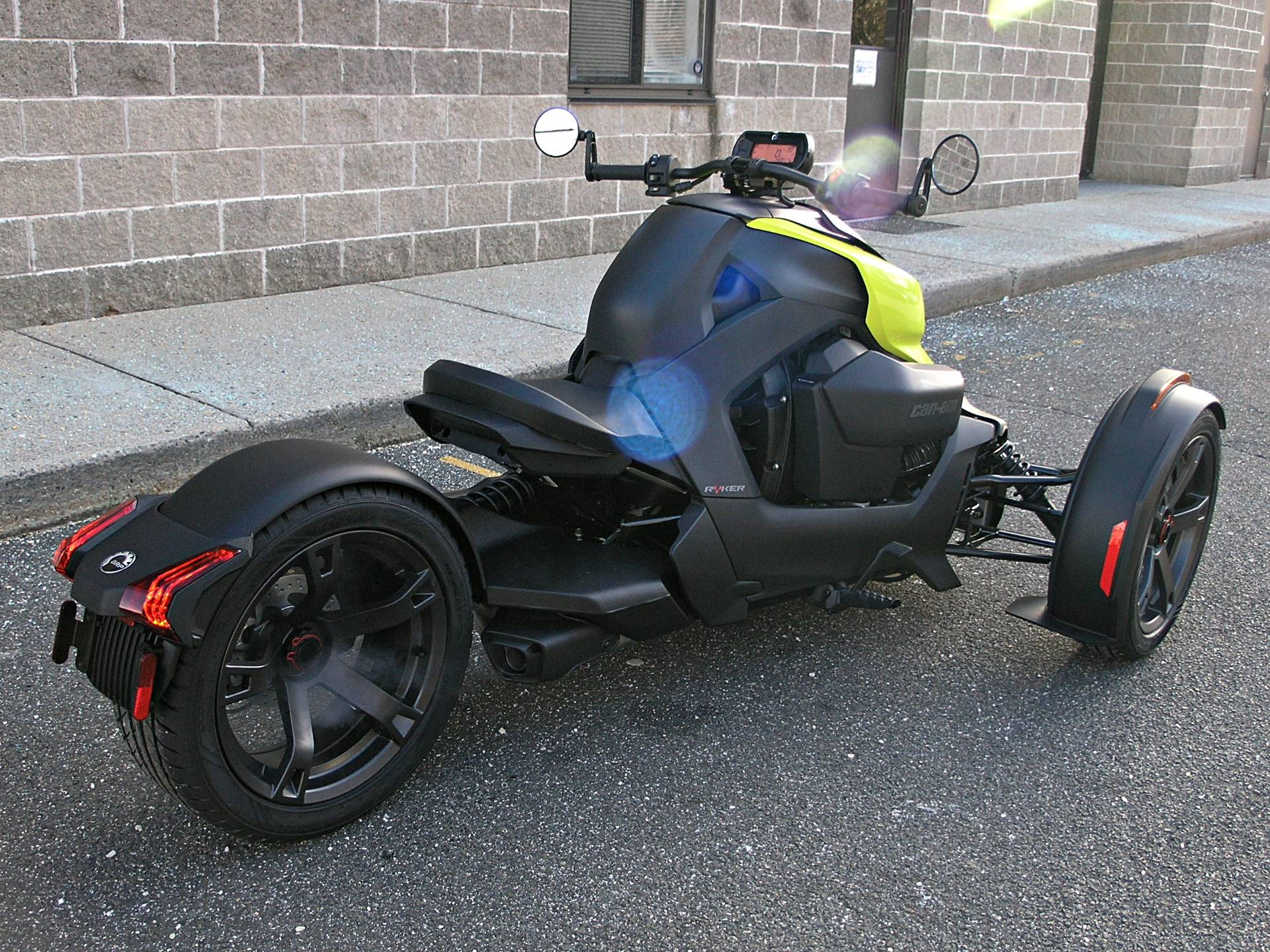 2019 Can-Am Ryker 600 ACE in Enfield, Connecticut
