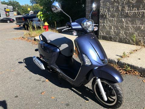 2019 Kymco Like 150i ABS in Enfield, Connecticut - Photo 1