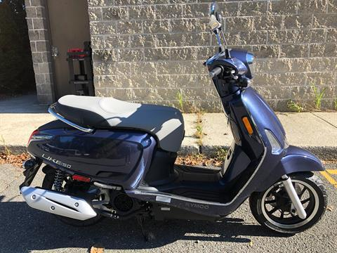 2019 Kymco Like 150i ABS in Enfield, Connecticut - Photo 2