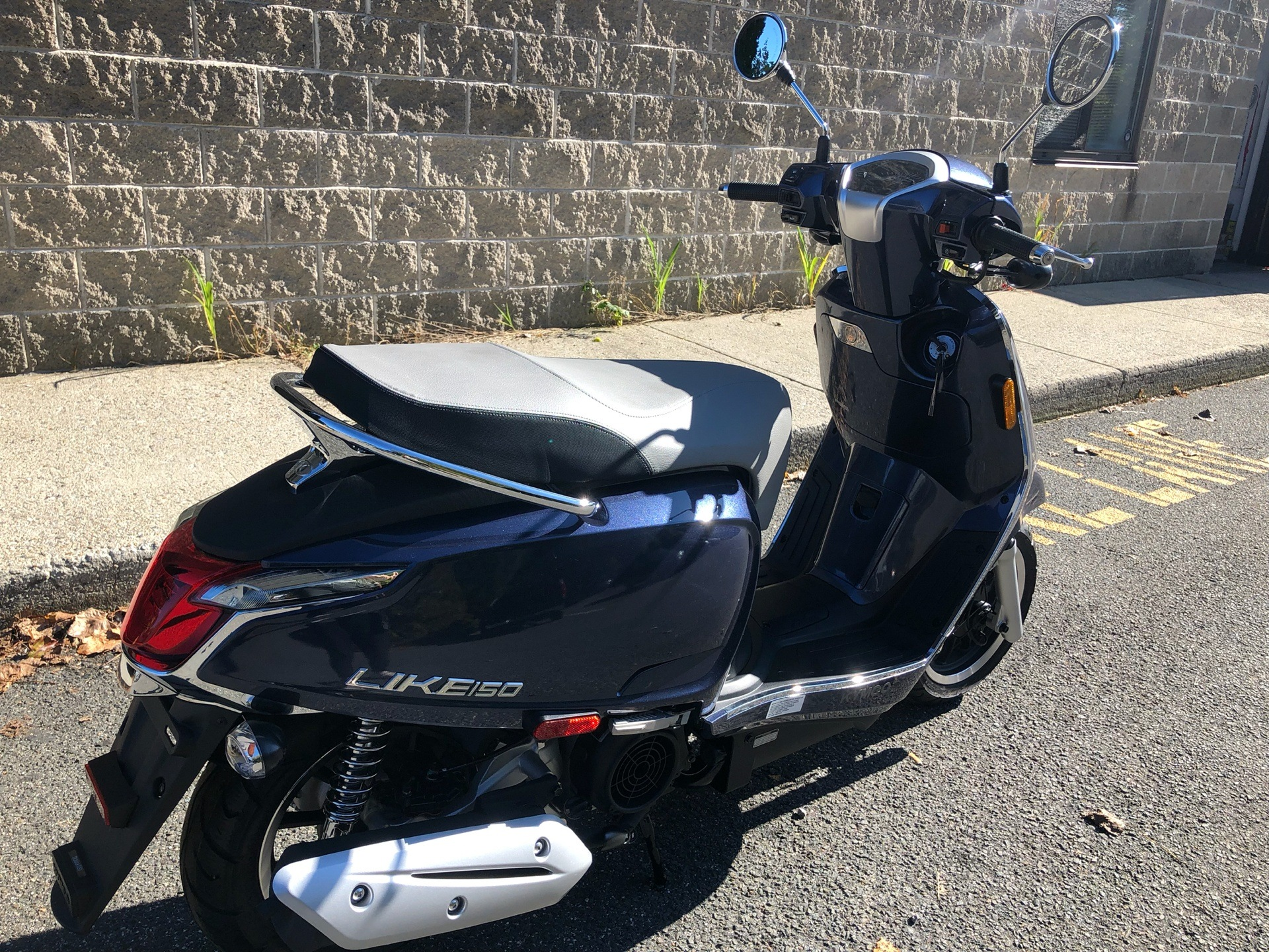 2019 Kymco Like 150i ABS in Enfield, Connecticut - Photo 3