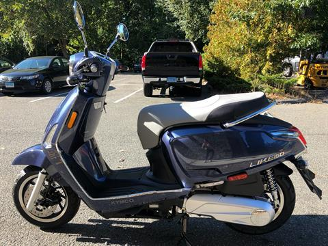 2019 Kymco Like 150i ABS in Enfield, Connecticut - Photo 6