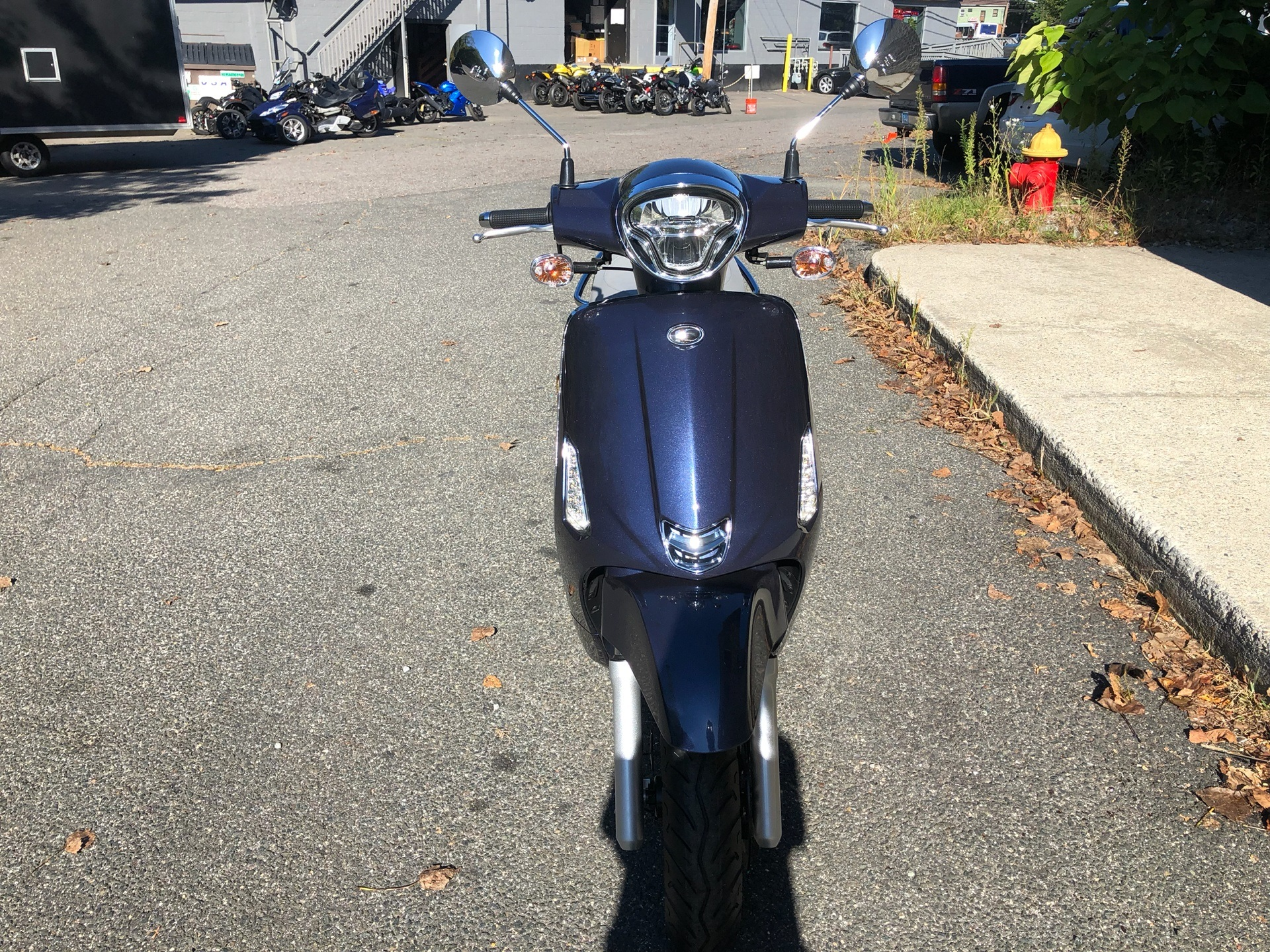 2019 Kymco Like 150i ABS in Enfield, Connecticut - Photo 8