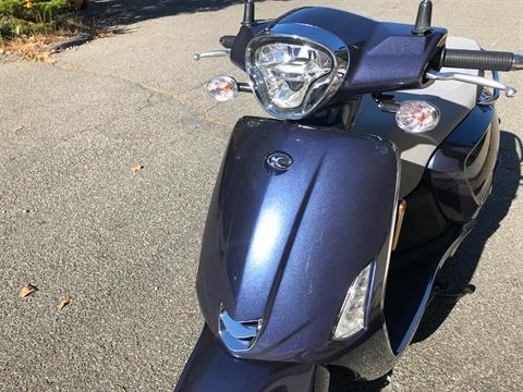 2019 Kymco Like 150i ABS in Enfield, Connecticut - Photo 9
