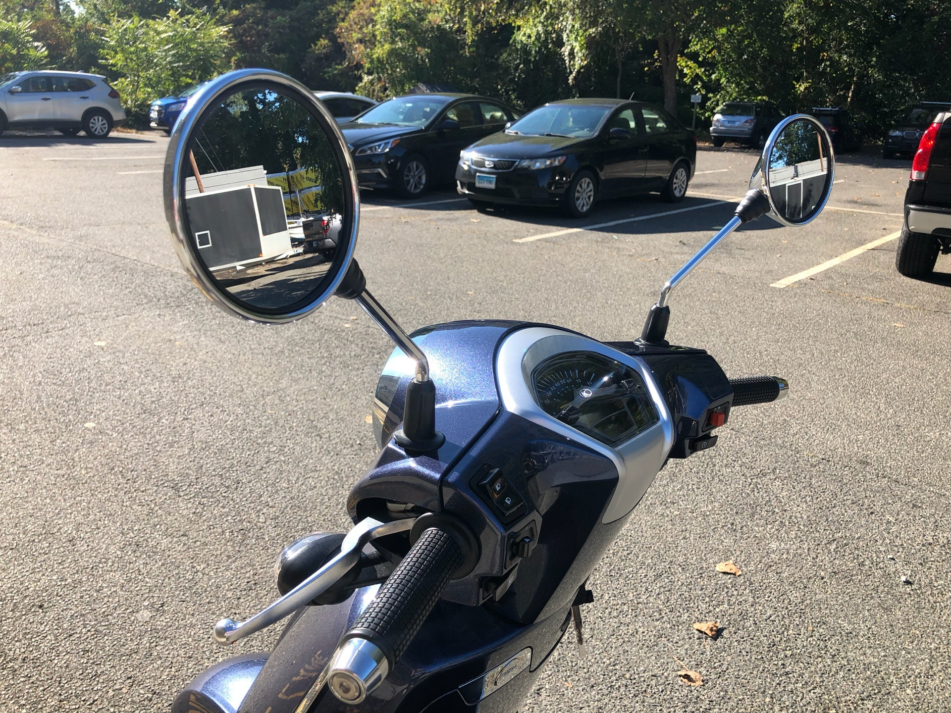 2019 Kymco Like 150i ABS in Enfield, Connecticut - Photo 13