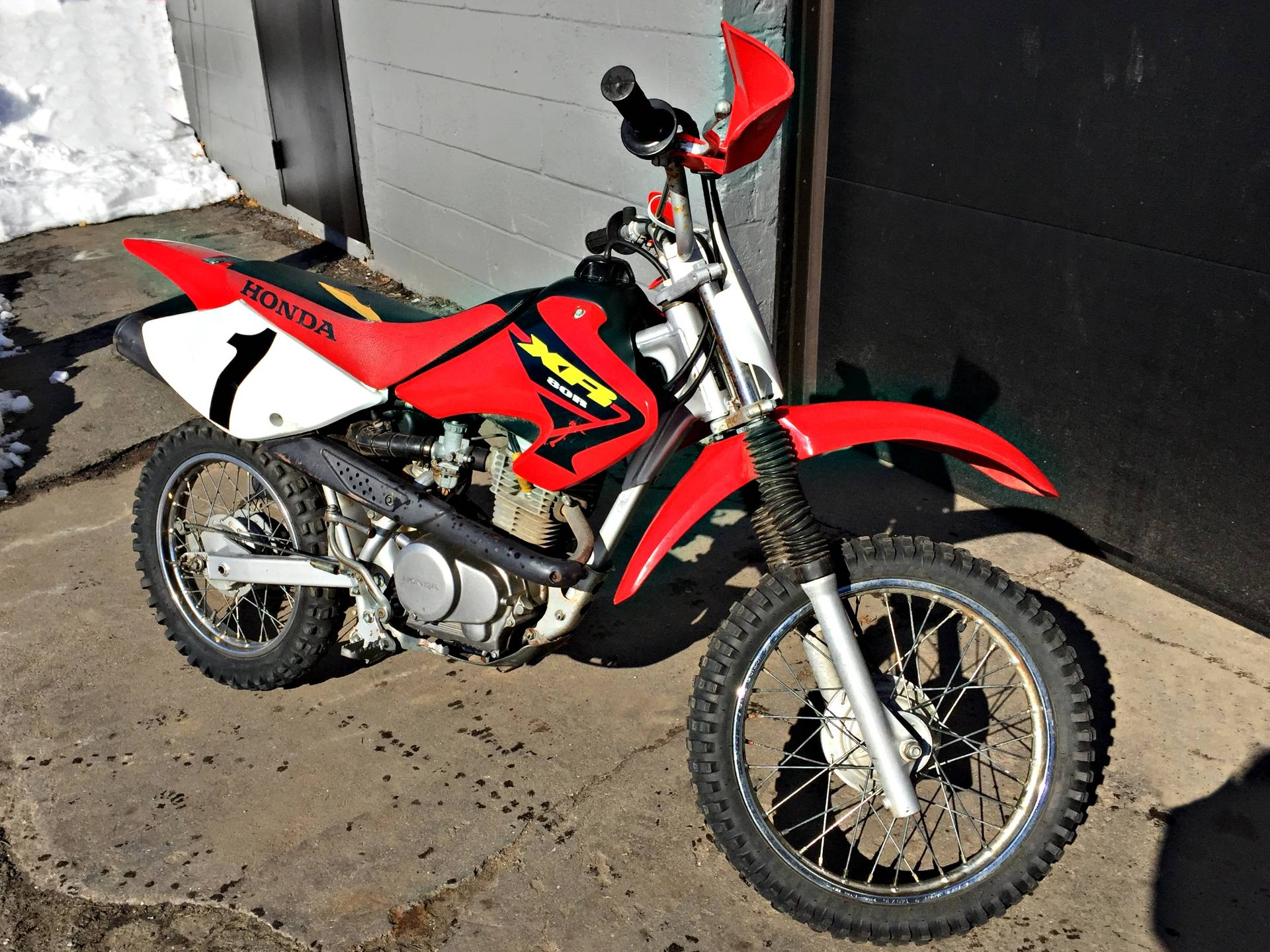 2003 Honda XR80R in Enfield, Connecticut