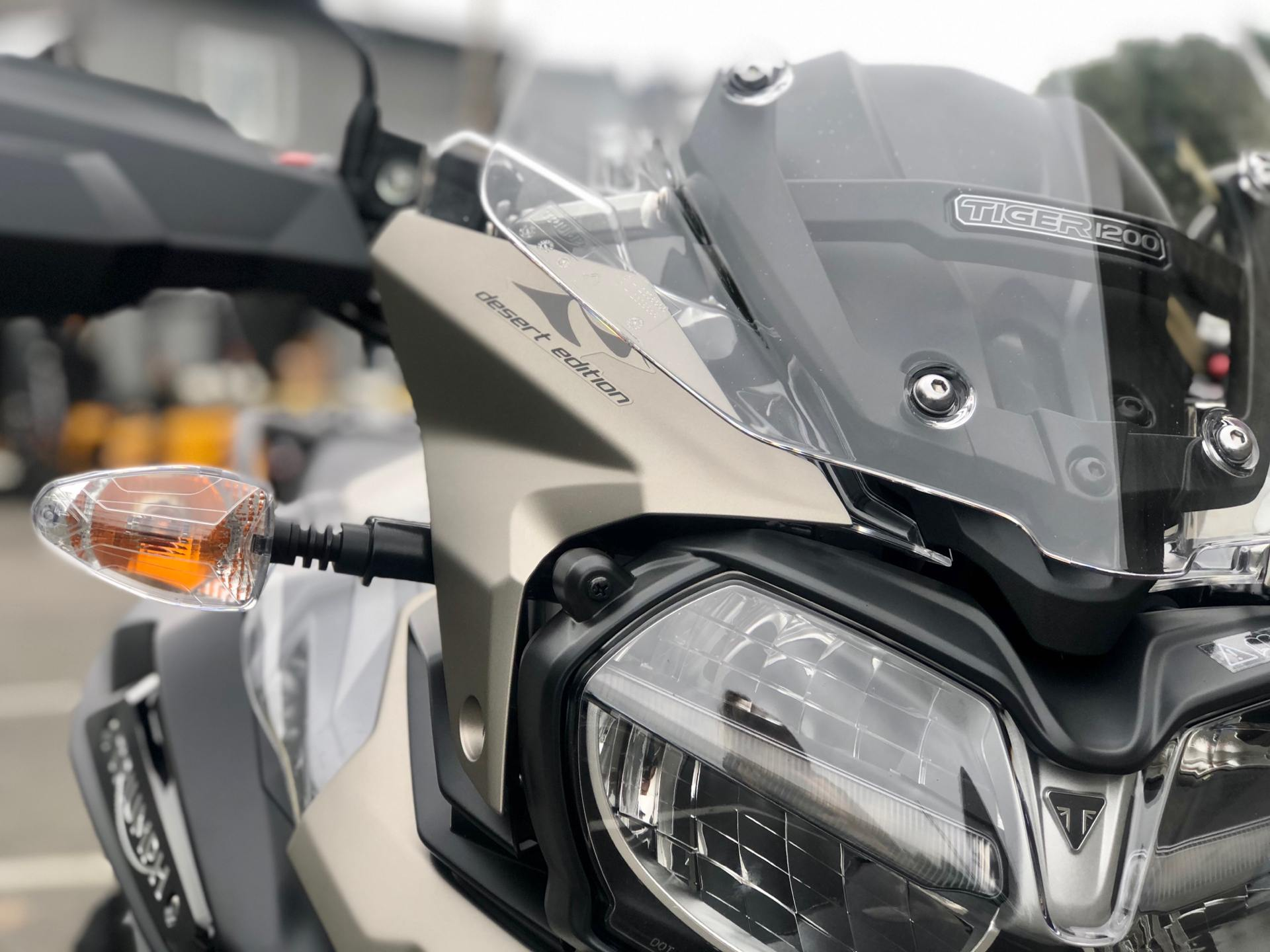 2020 Triumph Tiger 1200 Desert Edition in Enfield, Connecticut - Photo 14