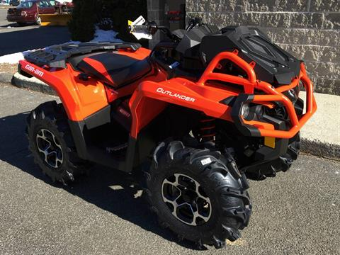 2018 Can-Am Outlander X mr 650 in Enfield, Connecticut